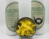 Aromaman Beard Care All-Natural Hand-Churned Beard Butter