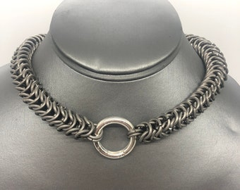 1/4 Titanium Box Collar