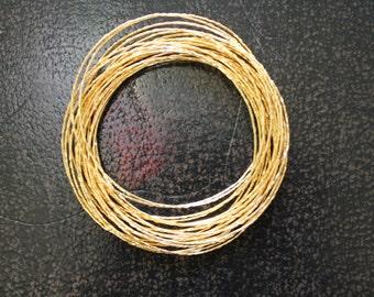 Interlocked Bracelets