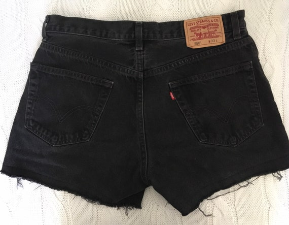 Women's Vintage Levi's Cut Off Denim Shorts