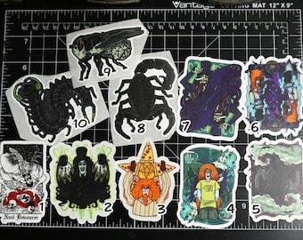 COTCA stickers & sticker packs