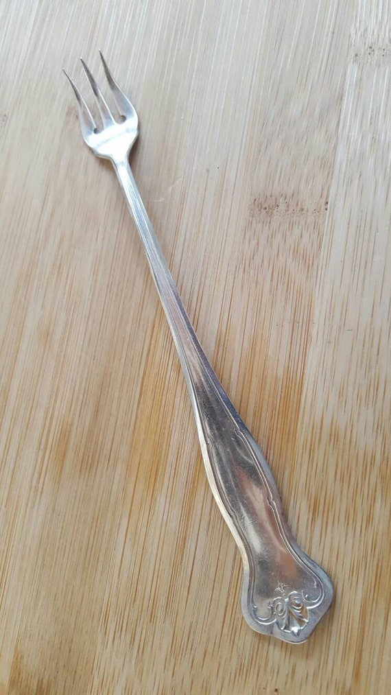 Sterling Olive Fork Oxford by Reed /& Barton