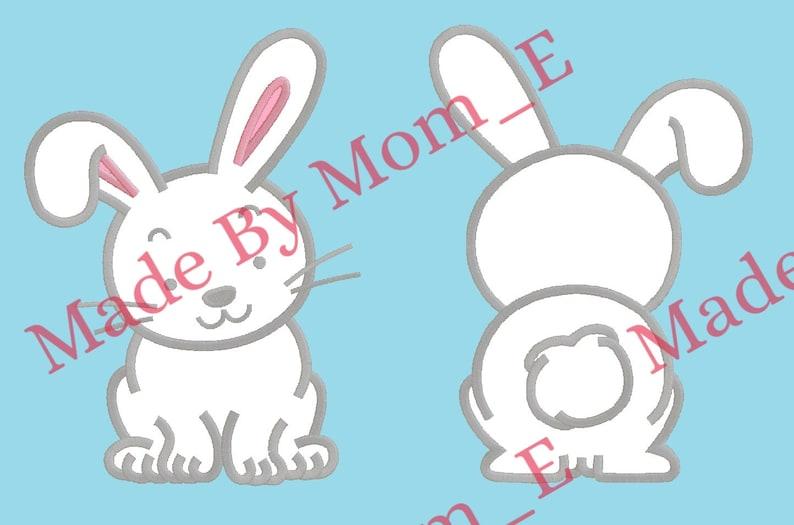 Conjunto de Peter Rabbit Hierro en motivos//adornos para la elaboración de parches
