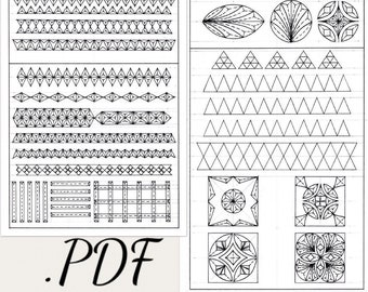 graphic about Printable Chip Carving Patterns known as Etsy :: Your destination towards invest in and market all elements home made