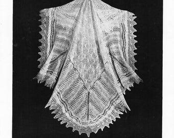 8d848a4e8 2ply shawl