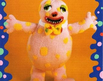 Postman Pat Doll Jess The Cat Doll Toy Knitting Pattern Pdf