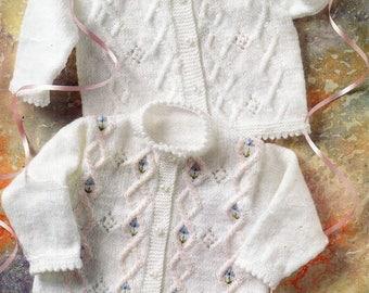 37c096069ce3 4ply baby jacket