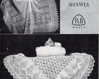 5f3683be1 2 ply shawl pattern