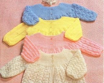 b4258a76a Baby matinee jacket