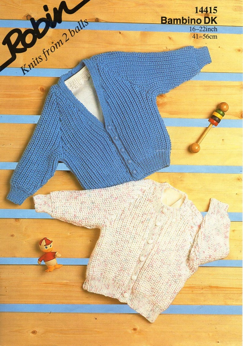 38648429a Baby fishermans rib cardigan knitting pattern pdf baby rib