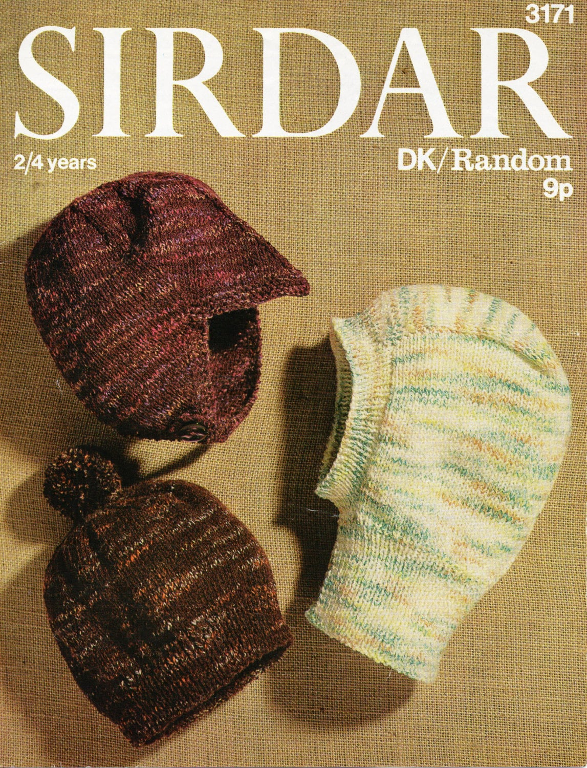 Book Cover Knitting Pattern ~ Pdf knitting stitches a complete dictionary of essential