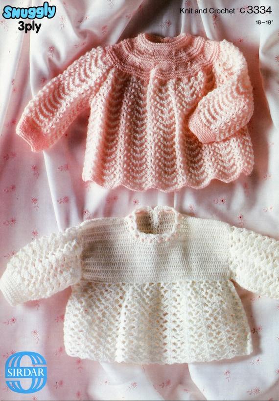 Sirdar Snuggly QK Crochet PDF Pattern