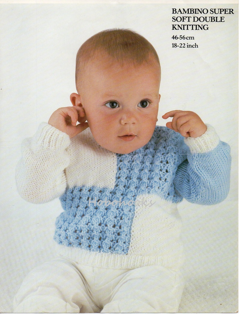177ce1195873 Baby sweater knitting pattern pdf download baby patchwork