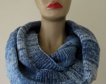 EXPRESS SHIPPING! knitted infinity scarves, gift for her, gift for women, gift for christmas, gift for winter /// FORMALHOUSE