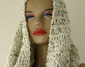 EXPRESS SHIPPING! ıvory color scarves, chunky knitted scarves, gift for her, gift for women, gift for christmas, winter scarf / FORMALHOUSE