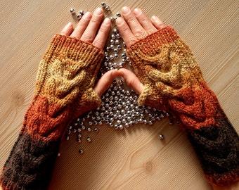 EXPRESS SHIPPING! fingerless gloves, christmas gift, winter gloves, sister gift, gift for mom, gift for her, gift for christmas/ Formalhouse