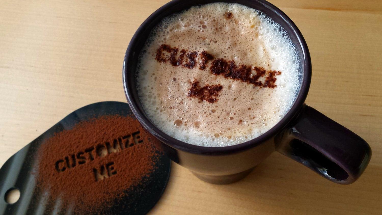 Resultado de imagen para plantillas de decoracion cafe