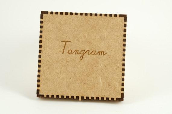 Benutzerdefinierte tangram