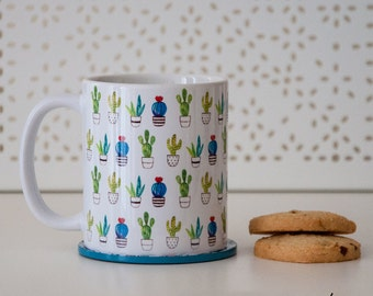 Cactus Coffee Mug / Tea Mug
