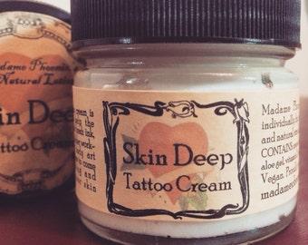 All Natural Vegan Tattoo Cream