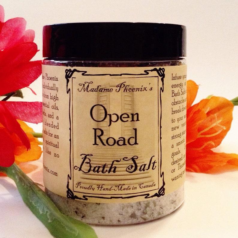 Open Road Traditional Hoodoo spiritual bath