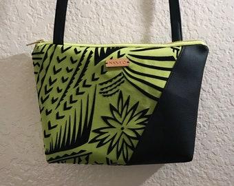 Aulani Crossbody - Lime