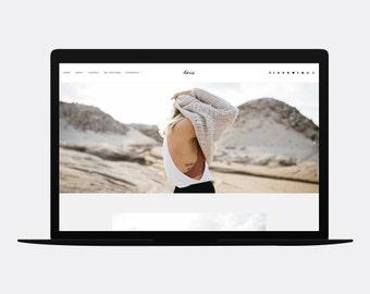 Responsive Blogger template | DEUX