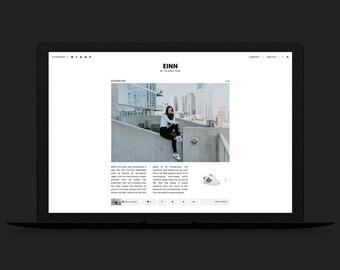 Blogger theme | EINN
