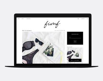 Blogger theme | FIMF