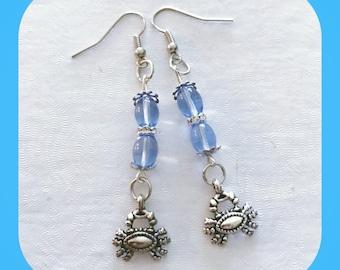 Crabby Earrings