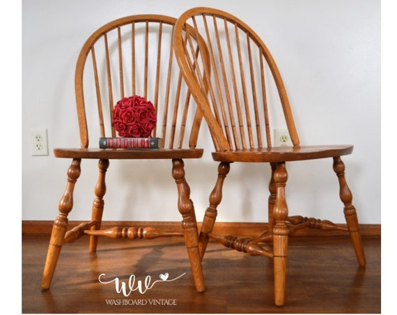 Sold. Wood Chairs Refinished