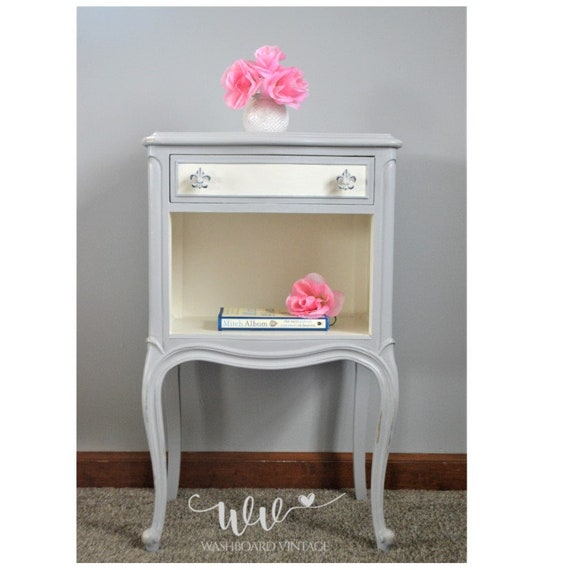 Sold - French Provincial Night Stand
