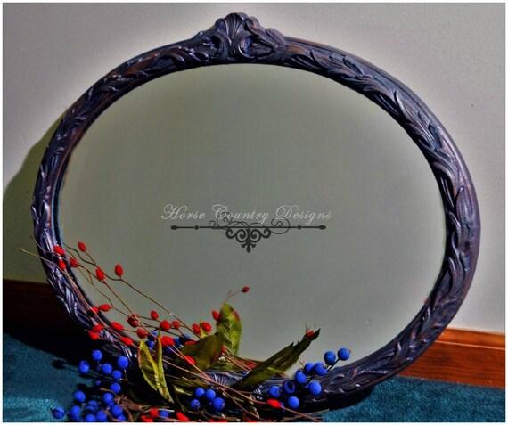 Oval Mirror - Vintage