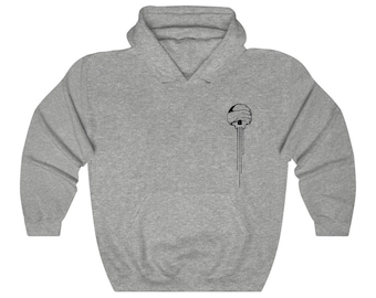 Unisex Heavy Blend Hooded Sweatshirt