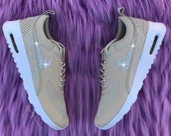 Swarovski Nike Air Max Thea nudo scarpe 561188cce9
