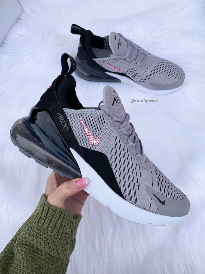 e5bf999883 Swarovski Nike Air Max 270 | Etsy