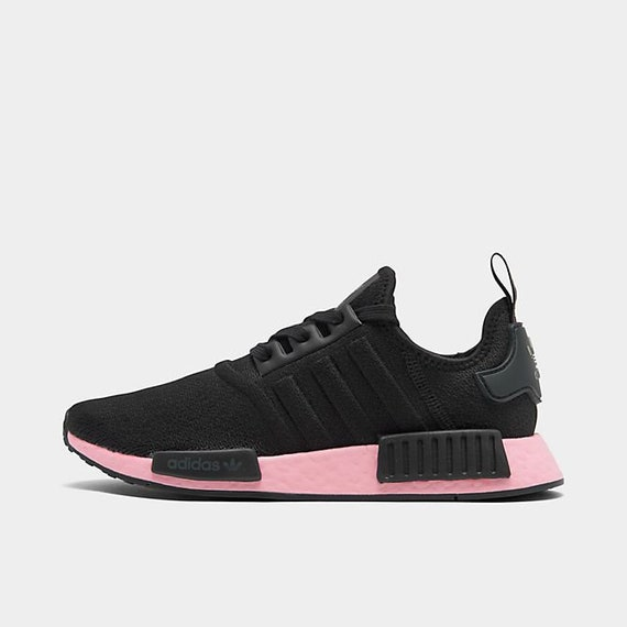 Swarovski Adidas NMD Black Pink | Etsy