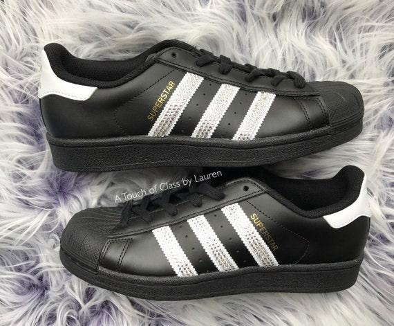 Swarovski Adidas Original Superstar Frauenschuhe