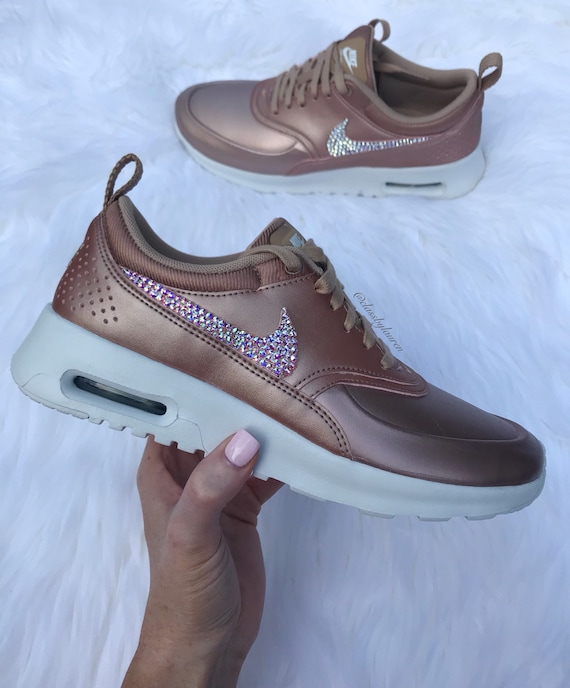 Swarovski Nike Air Max SE Rose Gold
