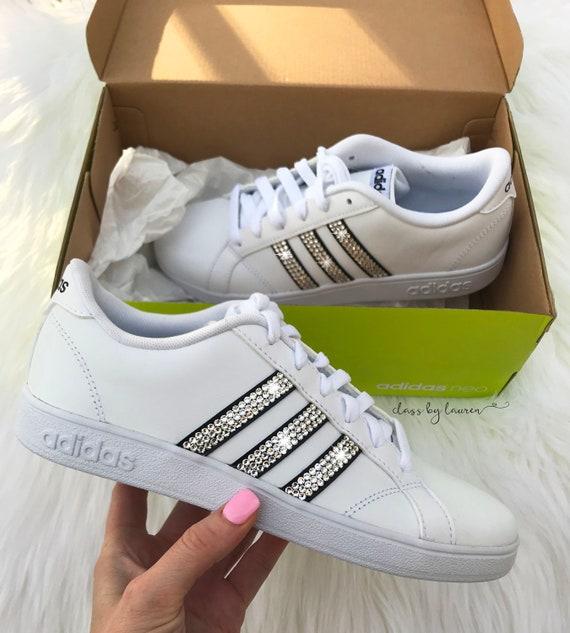 Swarovski Adidas Baseline filles femmes