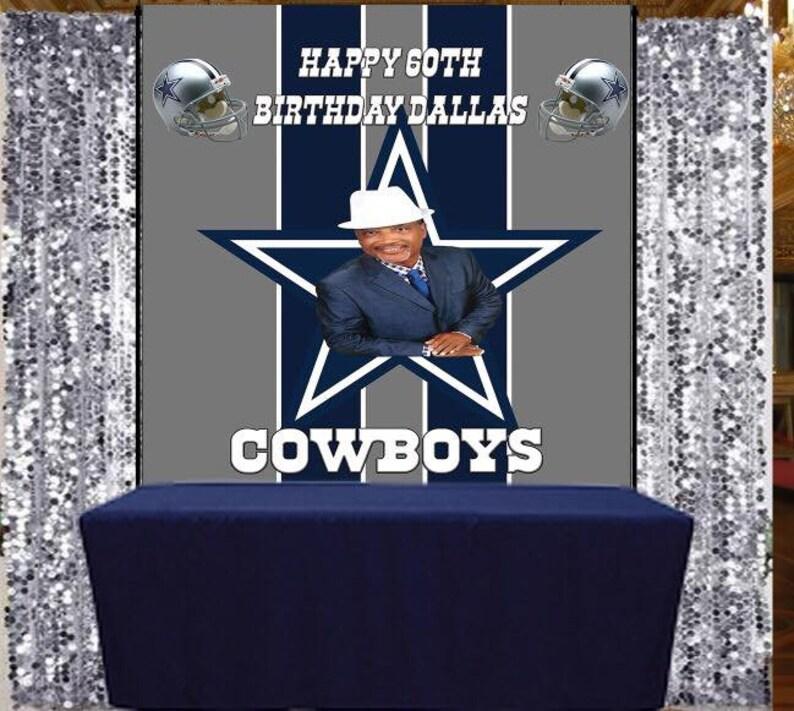 91b9f9849 Dallas Cowboys Backdrop