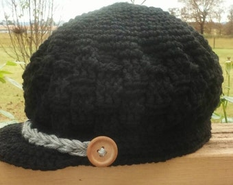 Basket Newsboy Cap