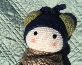 Lalylala Buzz the Fun Crocheted Fly