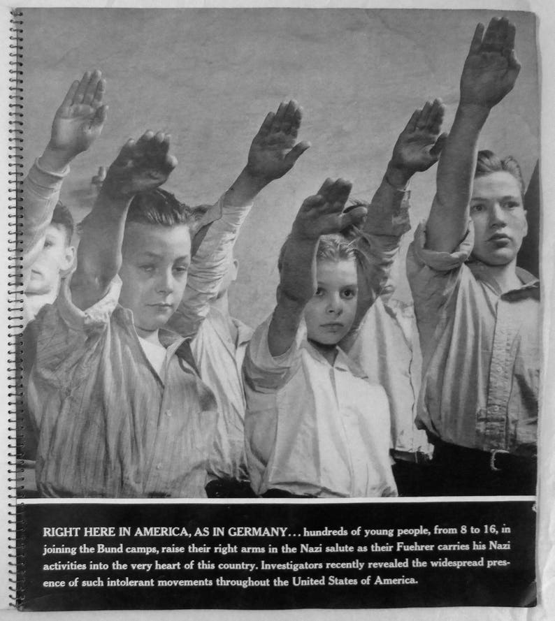6556c341b0725 Vintage Boy Scouts of America Manual Book BSA 1935 Anti