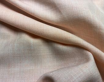 "100/% Cotton Canvas Duck Deer Beige Bottom Weight Upholstery Drapery Fabric 55/""W"