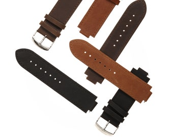 Women's Replacement Leather Watch Band