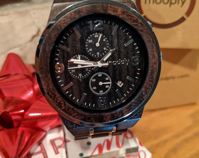 Personalized Watch, Groomsmen Gift, Men Watch, Anniversary Gift, Father Bride Watch, Groomsmen Proposal Gift, Best Man Watch, Engrave Watch