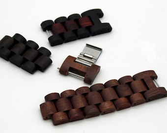 Men's Replacement Wood Band Link
