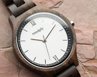 Wood Watch For Women, Engraved Watch, Wrist Watch, Battery Watch, Wood Jewelry, Personalized Watch, Gift For Mother, Custom Watch,Women Gift