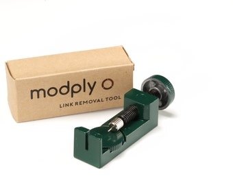 Modply Deluxe Link Removal Tool For Watches, Band Watch Repair Link, Strap Remover Tool, Adjustable Watch Removal Tool, Band Tool,Watch Gift